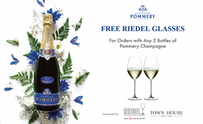 World Champagne Day with Pommery