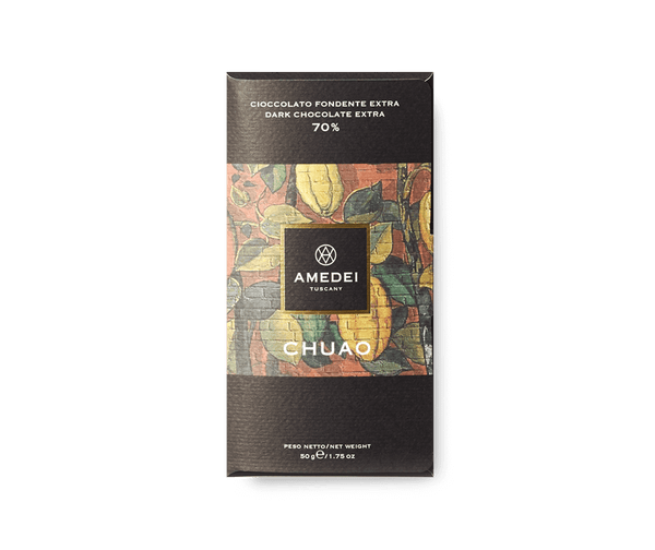 Amedei NERI - Chuao - Dark Chocolate Bar 70%