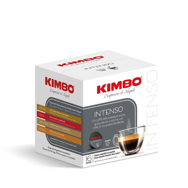 Kimbo Intenso Dolce Gusto Compatible Capsules