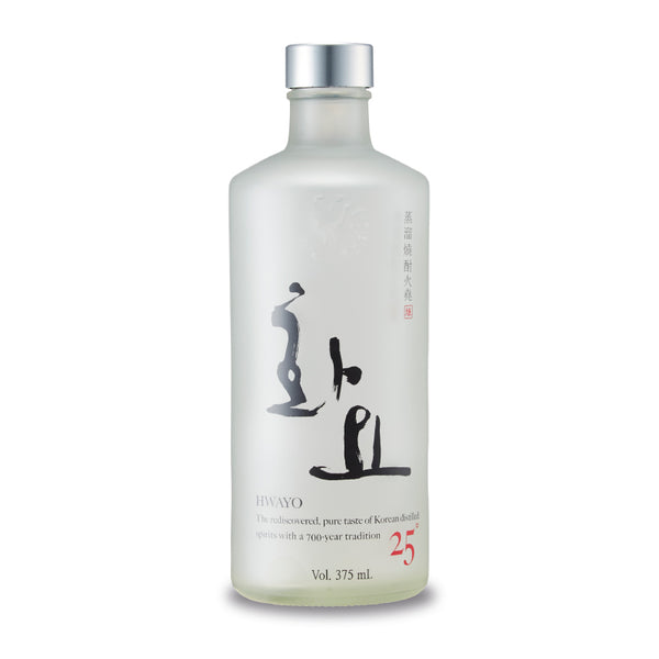 HWAYO Korean Premium Spirits 25%