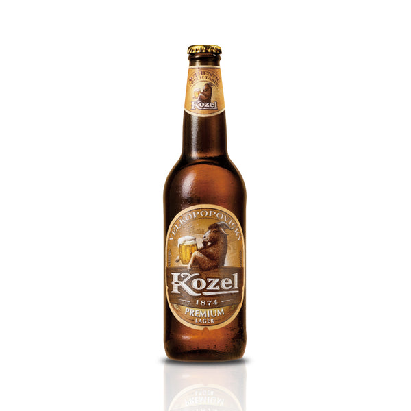 Kozel Premium Lager (Bottle)