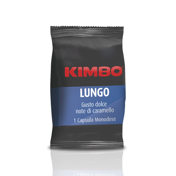 Kimbo Lungo Point Coffee Capsules