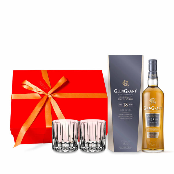 Glen Grant 18 Year Old Gift Box