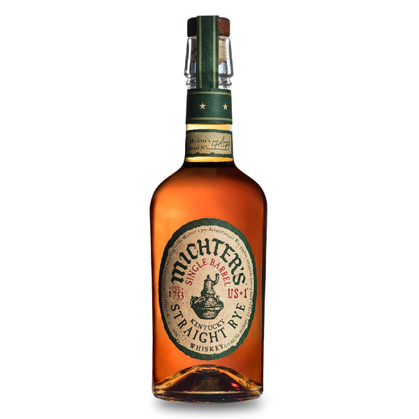 Michter's US★1 Barrel Strength Rye