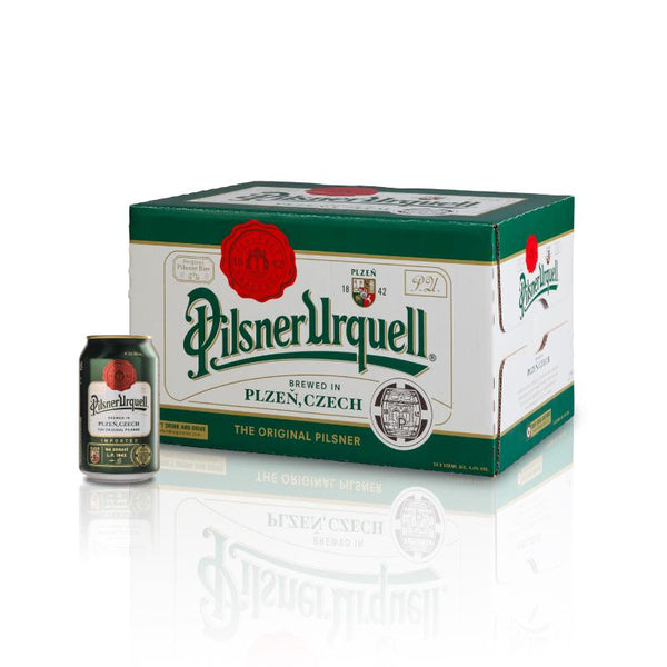 Pilsner Urquell Pilsner Urquell (Can) | METAGROUP Limited