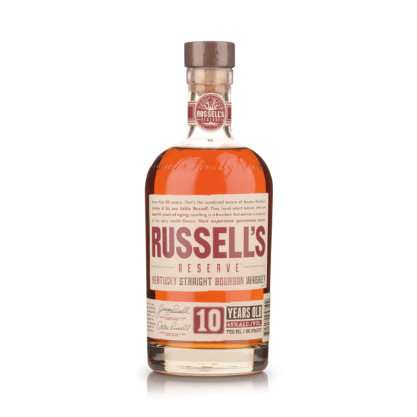 Wild Turkey Russell's Reserve 10 Year Old Bourbon | METAGROUP Limited