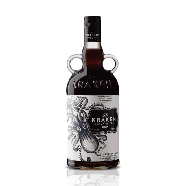 Kraken The Kraken Black Spiced Rum | METAGROUP Limited
