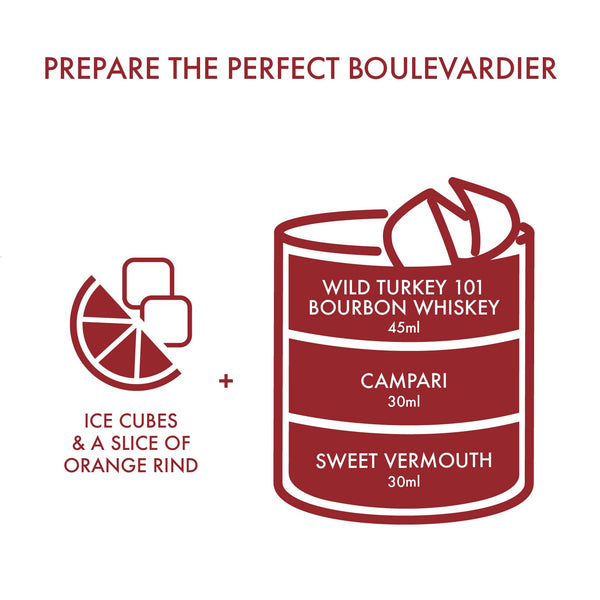 Boulevardier DIY Kit