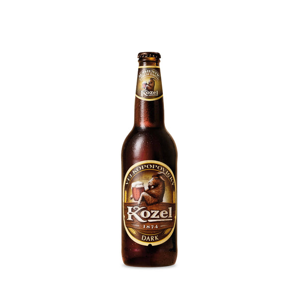 Kozel Dark Lager (Bottle)