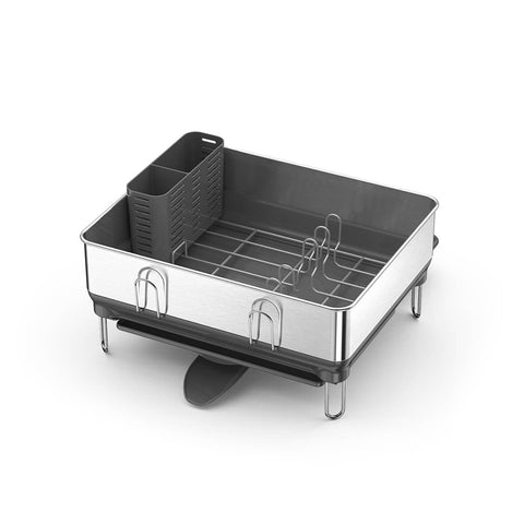 compact steel frame dishrack - main image