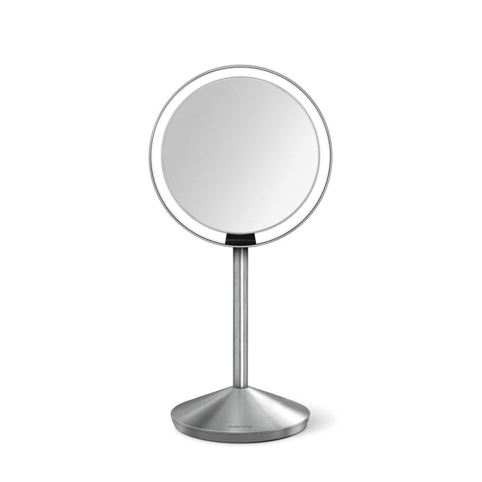 sensor mirror fold - brushed finish - main image