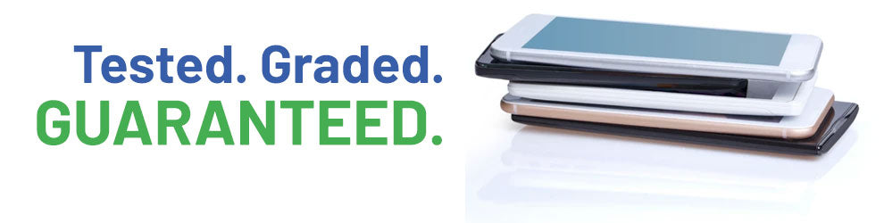 Tested. Graded. Guaranteed. - Buy Wholesale Cell Phones from Clover Wireless