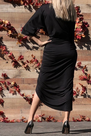 Seduction Midi Dress