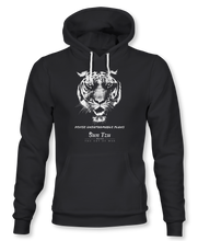 Load image into Gallery viewer, Devise Unfathomable Plans. ~ Sun Tzu: The Art of War, Hoodie, Unisex, Black