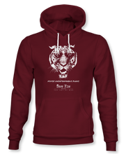 Load image into Gallery viewer, Devise Unfathomable Plans. ~ Sun Tzu: The Art of War, Hoodie, Unisex, Maroon