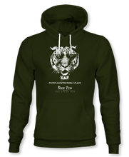 Load image into Gallery viewer, Devise Unfathomable Plans. ~ Sun Tzu: The Art of War, Hoodie, Unisex, Military Green
