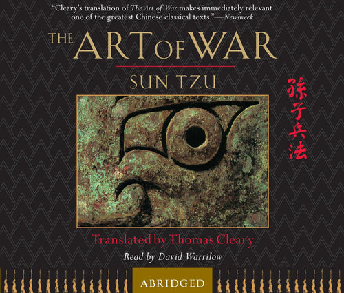 The Art of War (AUDIO CD) ~ Read by David Warrilow/Translated by Thomas Cleary
