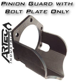 14 Bolt Pinion Guard Standard Artec Industries