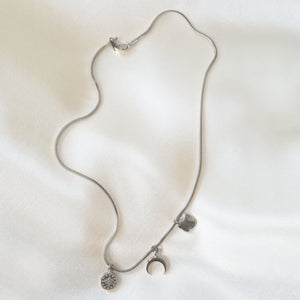 The Snake Chain - Charm Shop Silver
