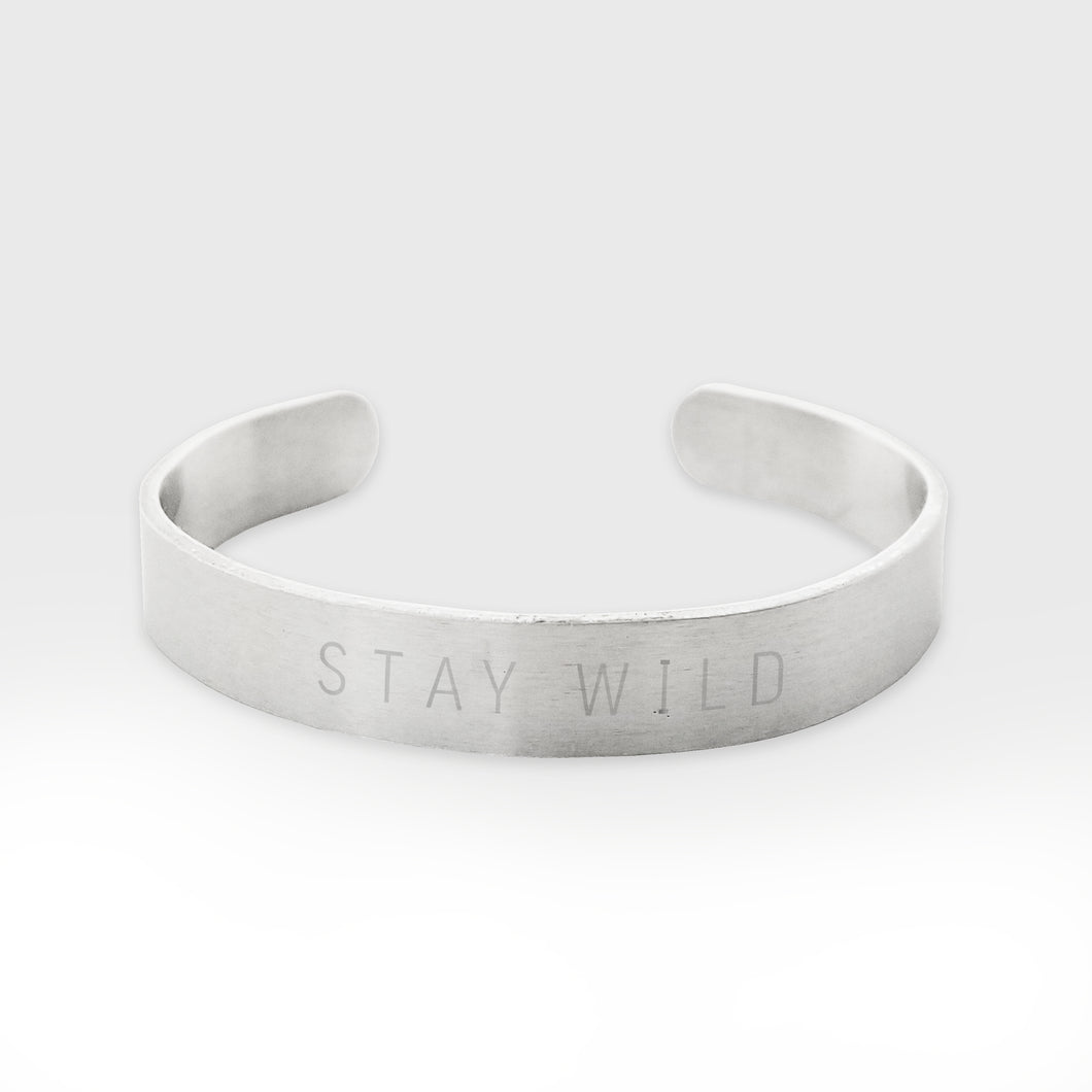 The OG Stay Wild Cuff