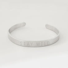 Load image into Gallery viewer, Petite OG Cuff: Stay Wild