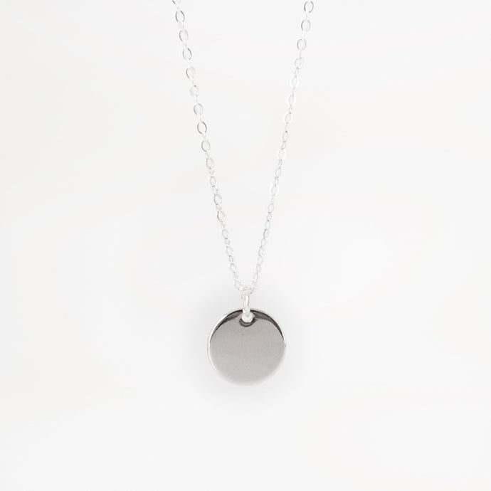 The Ella Pendant - Silver