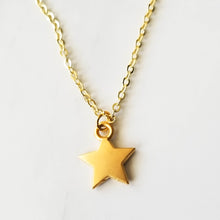 Load image into Gallery viewer, Star Charm Necklace