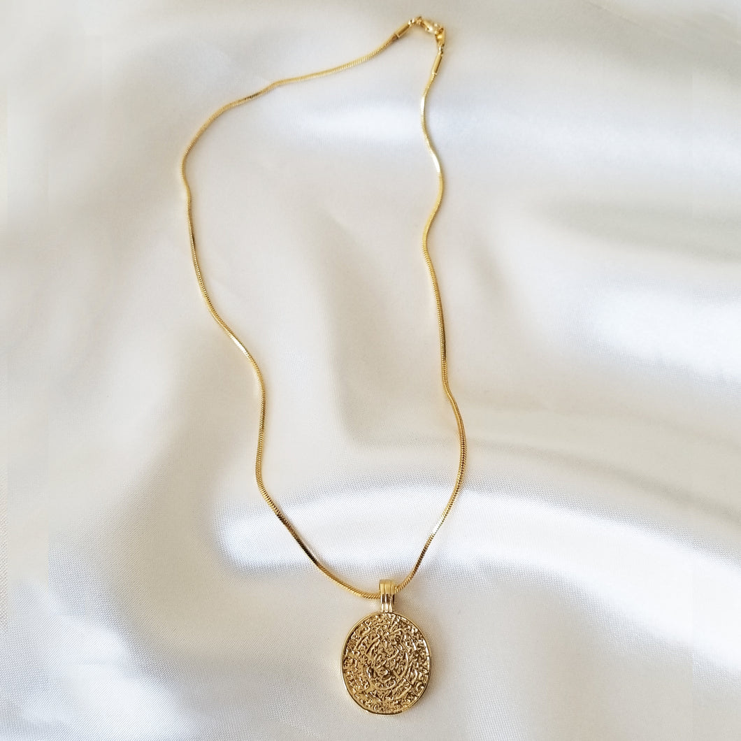 The Theia Pendant Necklace