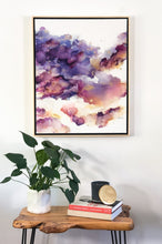 "Load image into Gallery viewer, ""Sunset Dreaming"" - 24"" x 30"" original painting"