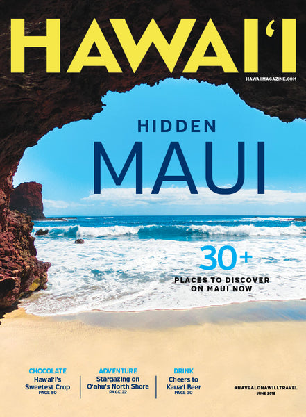 HAWAIʻI Magazine May/June 2019 Issue