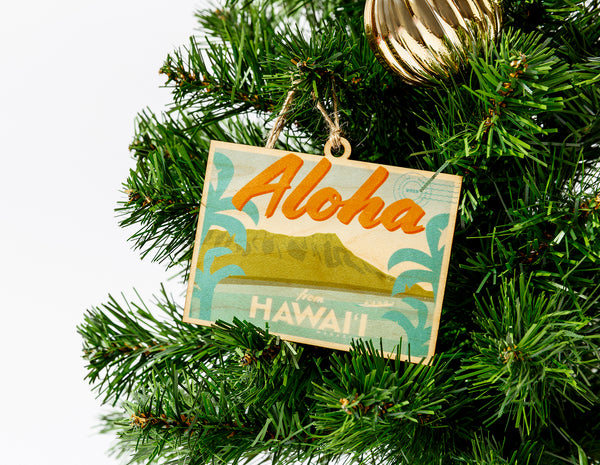 HAWAIʻI Magazine Holiday Ornament