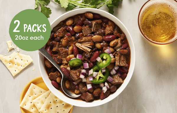 BBQ Chili with Beef