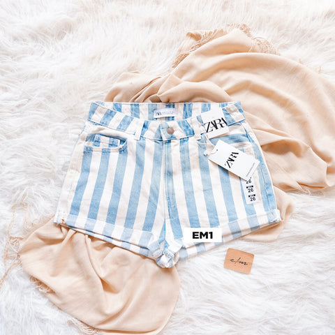 Limited Stocks Zara Shorts