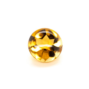 10mm Bufftop Citrine (CIRBT10)