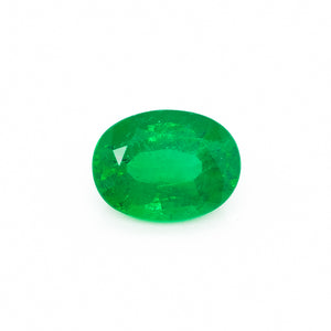 8x6mm Oval Emerald (EMV86Q)