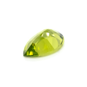 12x8mm Pear-Shaped Peridot (PEP128)