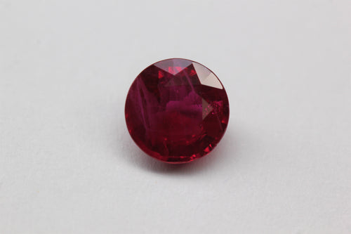 6.5mm Round Ruby (RUR60A)