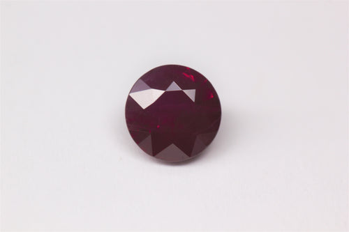 6.04-6.07mm Round Ruby (RUR60B)