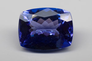 9x7mm Cushion Tanzanite (TACU97A)