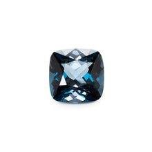10mm Cushion London Blue Topaz (TZCUL10)