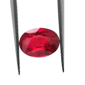 8.9x6.5mm Oval Ruby (RUV8965G)