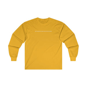 Keep Changing the World... Long Sleeve Tee