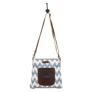 Zigzag Shoulder Bag