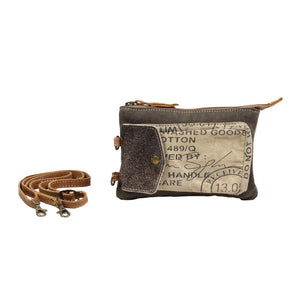 Stamp Pocket Cross Body