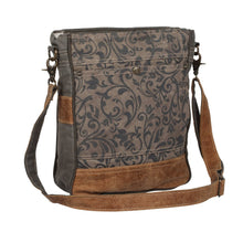 Load image into Gallery viewer, Walnut Canvas Shoulder Bag