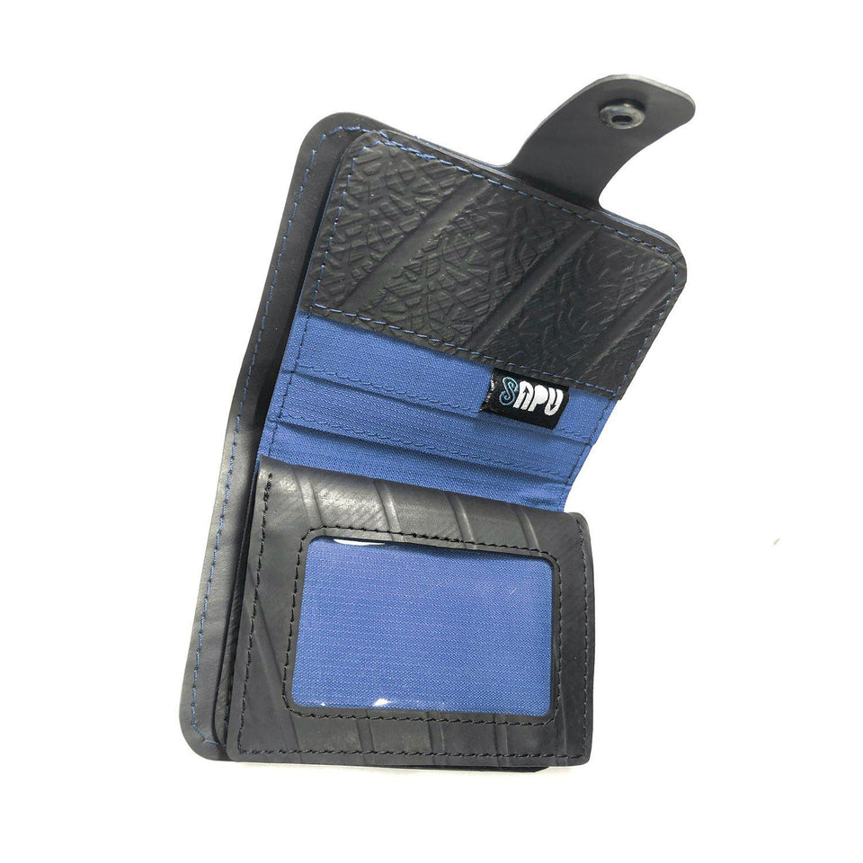 BEN - Recycled Rubber Wallet - sapuupcycle