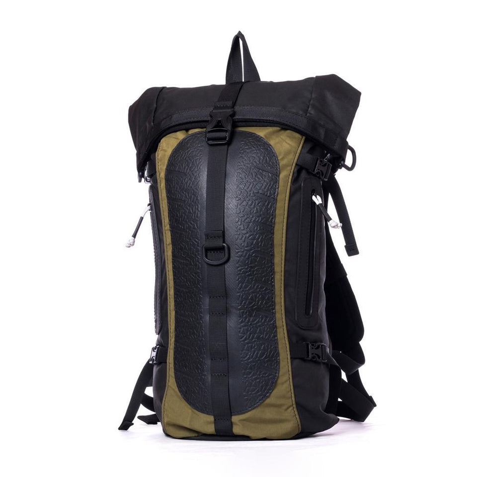SOLDIER - Waterproof Backpack - sapuupcycle
