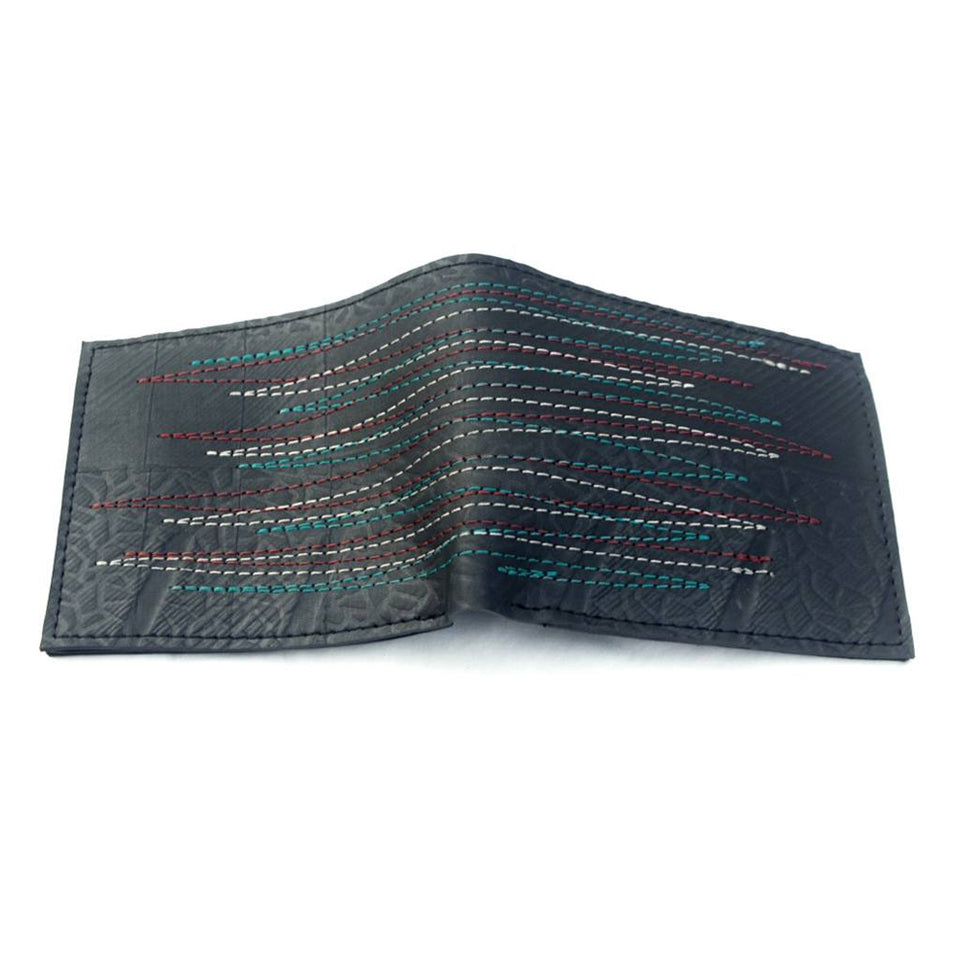 AYOK SPECIAL - Slimline Recycled Rubber Wallet - sapuupcycle