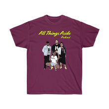 All Things Aside Podcast x Oh Nah Collab Tee (Gildian)
