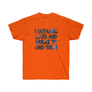 Fantastic Raps And Where To Find Them Tee